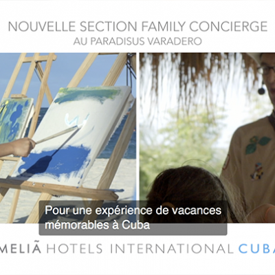 Melia Cuba closed caption